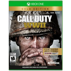 Call of Duty WWII Gold Edition