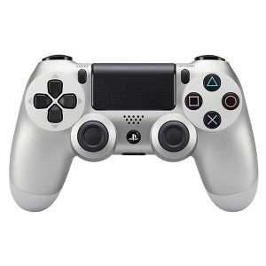 Control Dualshock 4 V2 Ps4 Silver
