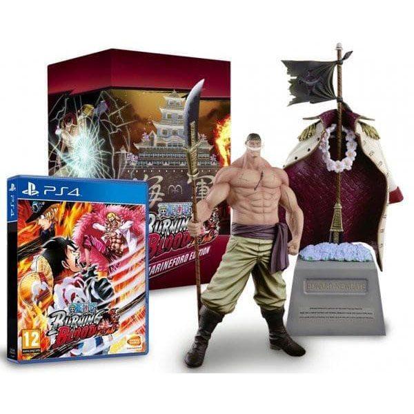One Piece: Burning Blood Marineford Edition
