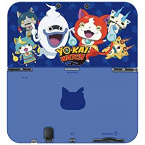 Protector Duraflexi – Yo-Kai Watch Azul New 3DS XL