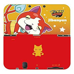 Protector Duraflexi – Yo-Kai Watch Naranjo New 3DS XL