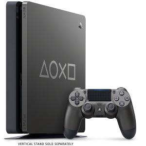 Playstation 4 Slim 1TB Days of Play + Juego Fifa 2020 + GTA V