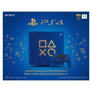Playstation 4 Slim 1TB Days of Play