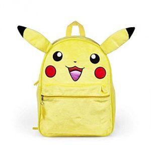 Mochila Pikachu Peluche