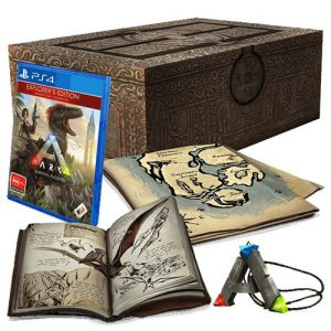 Ark Survival Evolved Collector's Edition