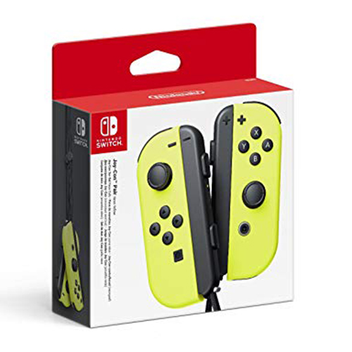 Nintendo Switch Joy-con Amarillo Neon