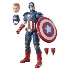 Capitan america 30 cm – Marvel Legends
