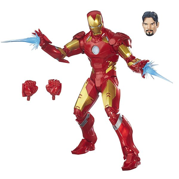 Iron man 30 cm – Marvel Legends