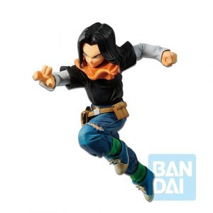 Androide 17 – Dragon Ball Z Bandai