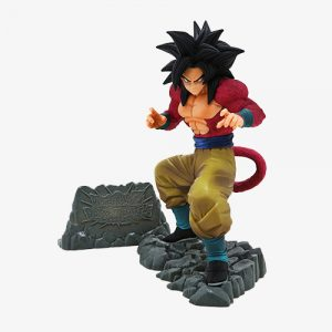 Super Saiyan 4 Son Goku Dokkan Battle 4th Anniversary