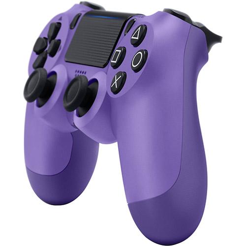 Control Dualshock 4 V2 Ps4 Electric Purple