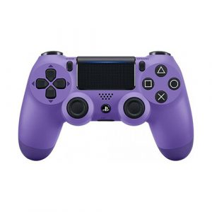 Control Dualshock 4 V2 Ps4 Electric Purple