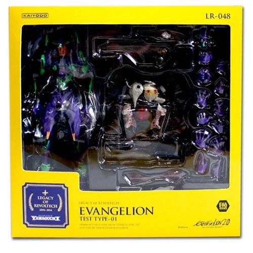Evangelion 01 – Legends of Revoltech