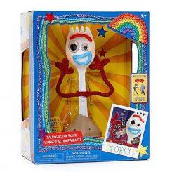 Forky Habla – Toy Story 4