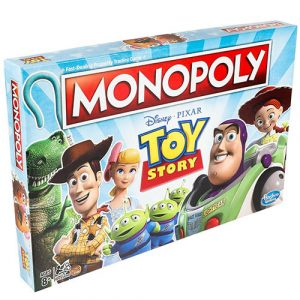 Monopoly Toy Story