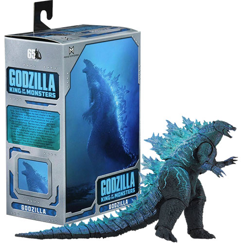 Godzilla V2 (2019) – 12″ Head-to-Tail  – Neca