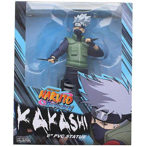 Kakashi – Naruto Shippuden – 6″ PVC