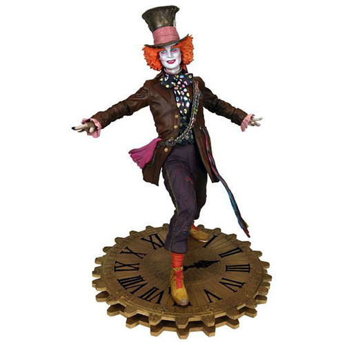 Sombrerero Loco – Alice Through the Looking Glass – PVC