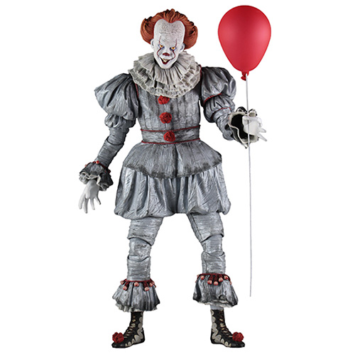 Pennywise (Bill Skarsgard) – IT (2017) – 1/4 Scale