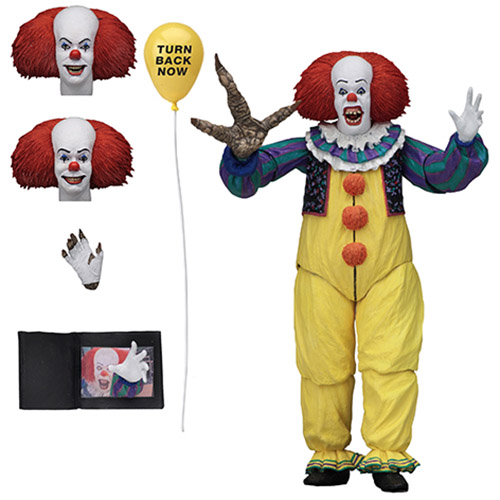 Pennywise Ultimate – IT (1990) – Neca