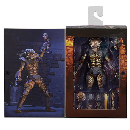 Predator 2 – Ultimate City Hunter – 7″ Scale – Neca