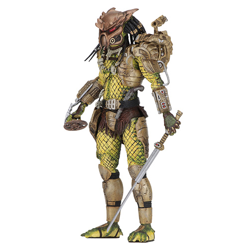 "Predator 2 – Ultimate Elder: The Golden Angel – 7"" Scale – Neca"