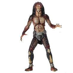 Predator (2018) – Ultimate Fugitive Predator (Lab Escape) – 7″ Scale – Neca