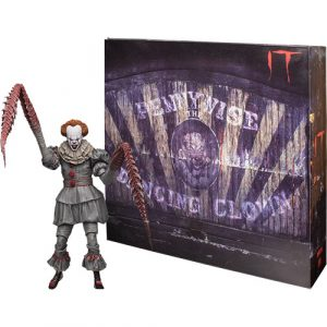 """Ultimate """"Dancing Clown"""" Pennywise – IT – 7″ Scale"""