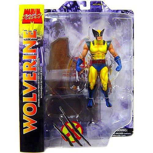 Wolverine – Marvel Select