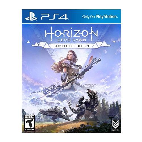 Horizon zero dawn edición completa