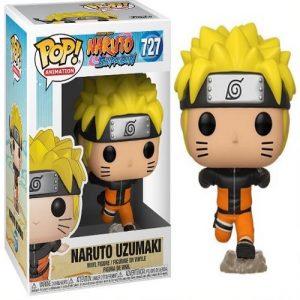 Naruto Uzumaki Running