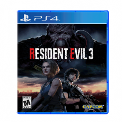 Resident Evil 3 EUR