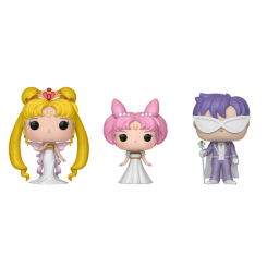Sailor Moon Three Pack Hot Deluxe