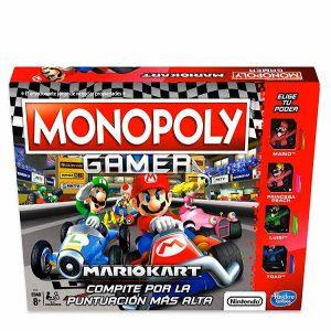 Monopoly Gamer Mario Kart (Español)