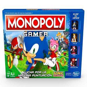 Monopoly Sonic (Español)