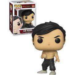 Funko pop! Mortal Kombat – Liu Kang