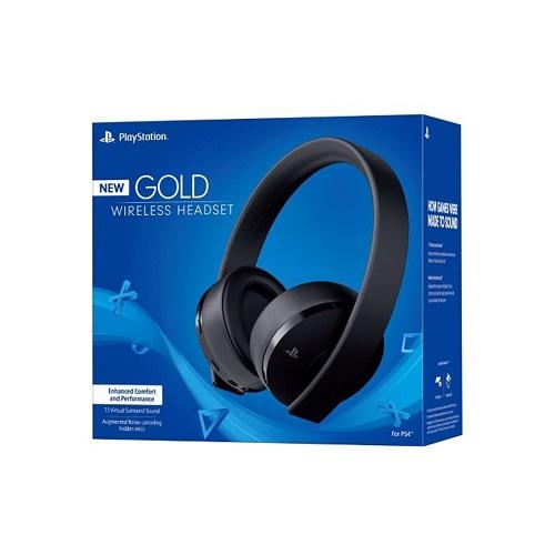 Audifonos New Gold Wireless Headset