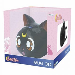 Sailor Moon 3D MUG Luna – Tazon