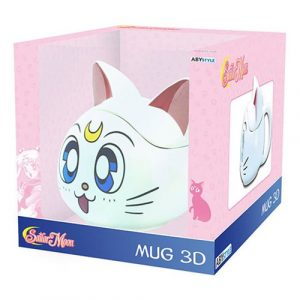 Sailor Moon 3D MUG Artemiz – Tazon