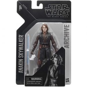 Anakin Black Series Star War