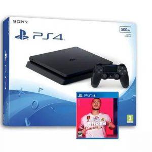 Playstation 4 slim 500 Gb + Fifa 2020
