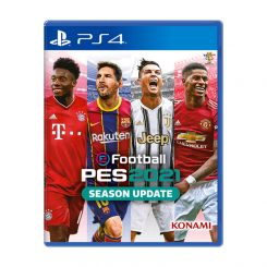 PES 2021 Ps4 Season Update