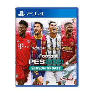 PES 2021 Ps4 Season Update