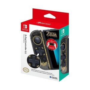 D-PAD controller (L) Hori – Zelda