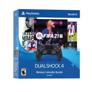 Mando Dualshock Ps4 + FIFA2021 (Digital)