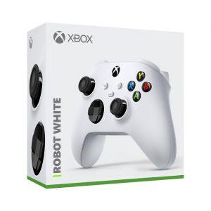 Control Xbox Series X/S Robot White
