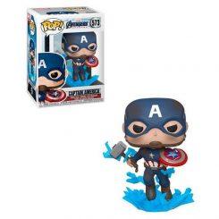 Funko Pop – Avengers endgame – Captain America 573