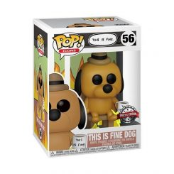 Funko Pop – This is fine – This is fine dog 56