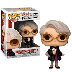 Funko Pop – The Devil wears prada – Miranda Priestly – 869