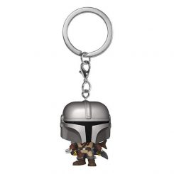 Pocket Pop – Star wars  – The mandalorian  [llavero]